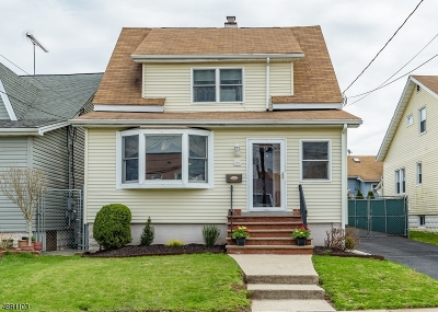 Union Twp. Single Family Home For Sale: 633 Hubbard Ave