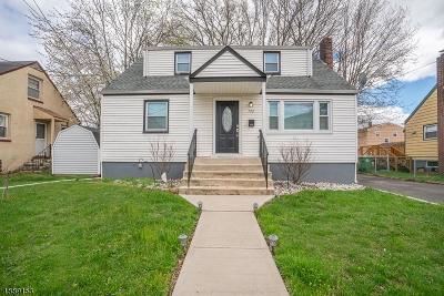 Linden City Single Family Home For Sale: 722 Van Buren Ave