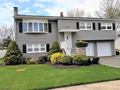 Clark Twp. Single Family Home For Sale: 122 Fulton St