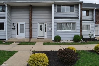 South Brunswick Twp. Condo/Townhouse For Sale: N15 Quincy Cir
