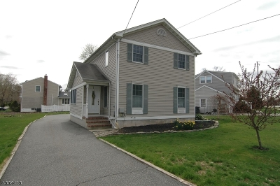 Hanover Twp. Single Family Home For Sale: 72 Reynolds Ave