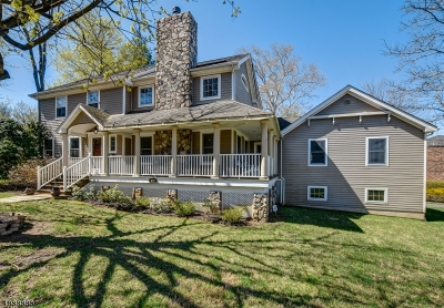 New Providence Boro Single Family Home For Sale: 375 South St