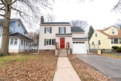 Roselle Boro Single Family Home For Sale: 136 W 8th Ave