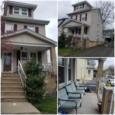 Maplewood Twp. Single Family Home For Sale: 72 Hilton Ave