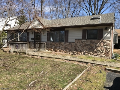 Parsippany-Troy Hills Twp. Single Family Home For Sale: 60 Bridgeton Dr