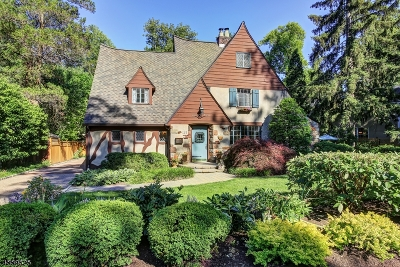 Summit City Single Family Home For Sale: 128 Ashland Rd