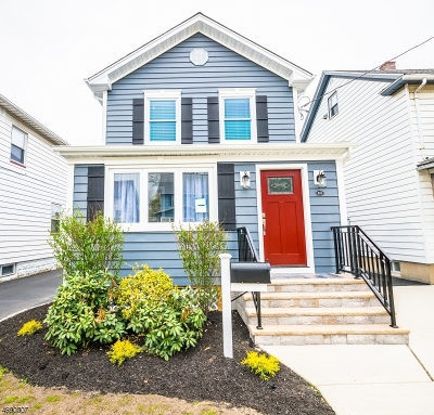 Roselle Park Boro Single Family Home For Sale: 615 Filbert St