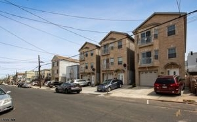 Jersey City Multi Family Home For Sale: 496 Liberty Ave