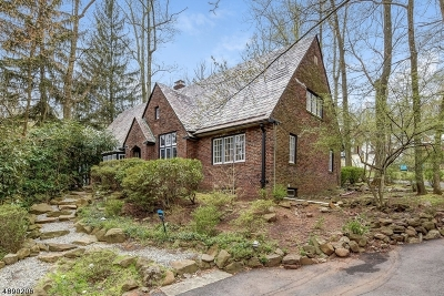 Maplewood Twp. Single Family Home For Sale: 205 Wyoming Ave