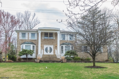 Randolph Twp. Single Family Home Active Under Contract: 18 Mariner Dr