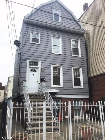 Jersey City Single Family Home For Sale: 60 Lexington Avenue