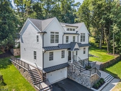 Chatham Twp. Single Family Home For Sale: 617 Fairmount Ave