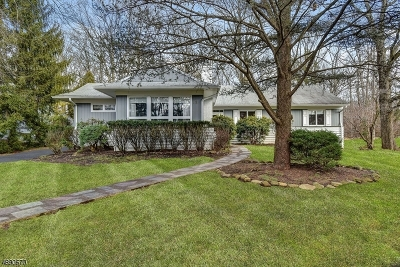 Livingston Twp. Single Family Home For Sale: 12 Ross Rd