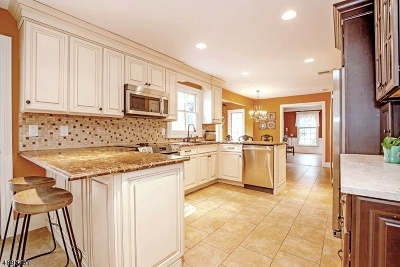Denville Twp. Single Family Home For Sale: 40 Benedict Crescent