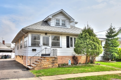Roselle Park Boro Single Family Home For Sale: 233 Pershing Ave