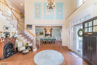 Florham Park Boro Single Family Home For Sale: 5 Willow Way