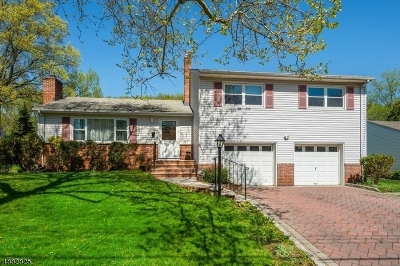 Cranford Twp. Single Family Home For Sale: 28 Cornell Rd
