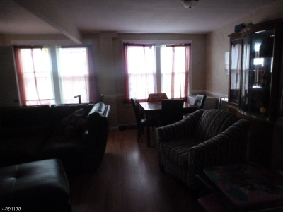Union Twp. Multi Family Home For Sale: 14 Amboy St