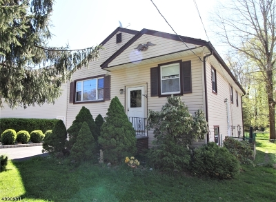 Florham Park Boro Single Family Home For Sale: 34 Cathedral Ave