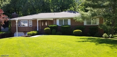 Springfield Twp. Single Family Home For Sale: 27 Littlebrook Rd