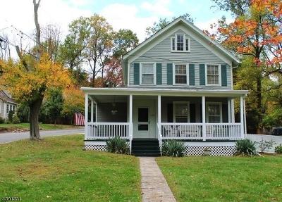 Mountainside Boro Single Family Home For Sale: 1368 Us 22