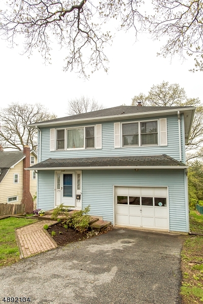 Boonton Town Single Family Home For Sale: 1246 Birch St