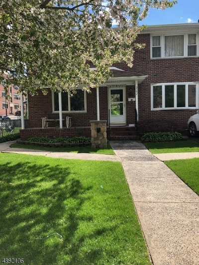 Nutley Twp. Multi Family Home For Sale: 207 Park Ave