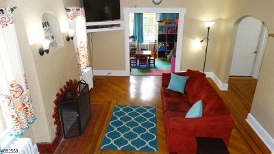 Nutley Twp. Single Family Home For Sale: 12 Russell Ave