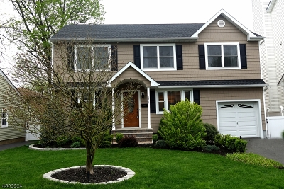Scotch Plains Twp. Single Family Home For Sale: 1993 Prospect Ave