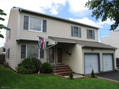 Roselle Park Boro Multi Family Home For Sale: 406 Maplewood Ave