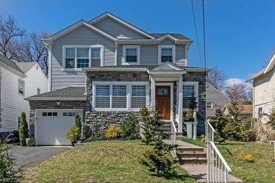 Garwood Boro NJ Single Family Home For Sale: $549,900