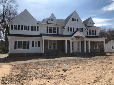 Florham Park Boro Single Family Home For Sale: 78 Cathedral Ave