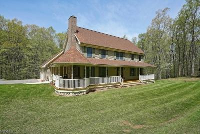 Union Twp. Single Family Home For Sale: 7 Baptist Church Rd