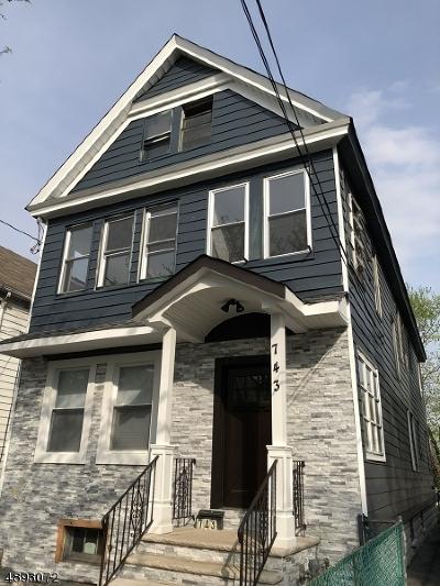 Elizabeth City Multi Family Home For Sale: 743 Adams Ave #2