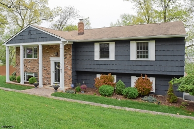 Morris Plains Boro Single Family Home For Sale: 107 Sun Valley Way