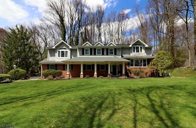 Scotch Plains Twp. Single Family Home For Sale: 1321 Cooper Rd
