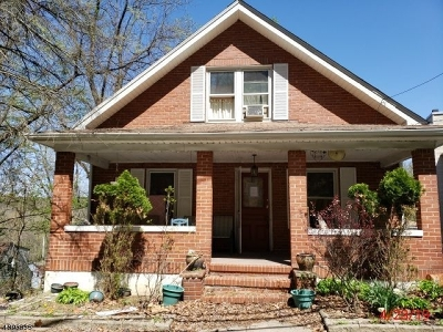 Morris Twp. Single Family Home For Sale: 163 Sussex Ave