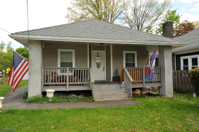 Union Twp. Multi Family Home For Sale: 125 Perryville Rd