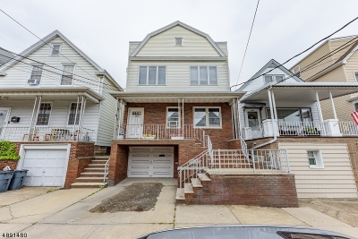 Bayonne City Multi Family Home For Sale: 123 W 45th St