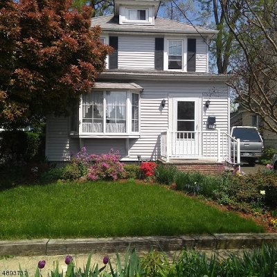 Kenilworth Boro Single Family Home For Sale