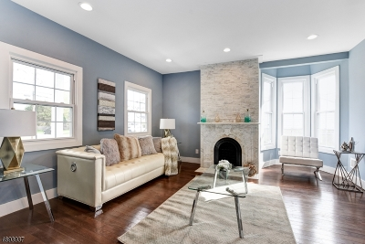 Cranford Twp. Single Family Home For Sale: 401 Central Ave