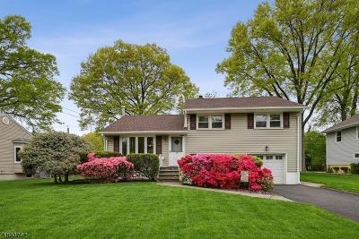 Clark Twp. Single Family Home For Sale: 18 Glenwood Ter