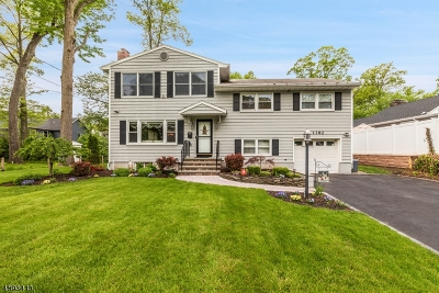 MOUNTAINSIDE Single Family Home For Sale: 1382 Birch Hill Rd