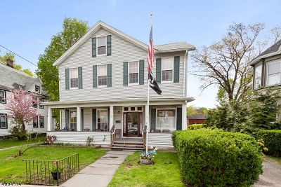 Dover Town Multi Family Home For Sale: 24 Orchard St