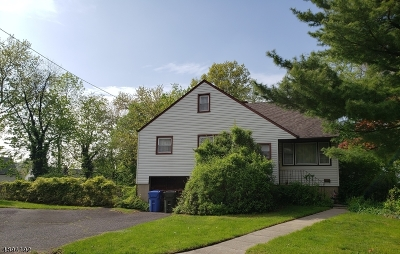 Woodbridge Twp. Single Family Home For Sale: 13 Snyder Rd