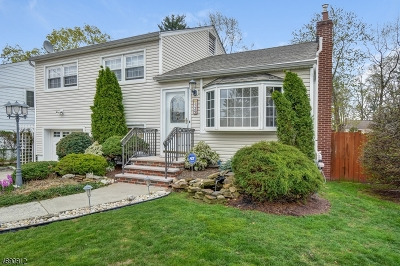 Union Twp. Single Family Home For Sale: 529 Malcolm Rd