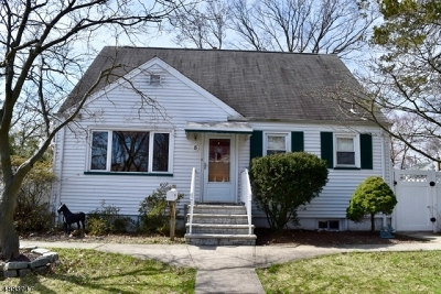 Clark Twp. Single Family Home For Sale: 5 Harold Ave