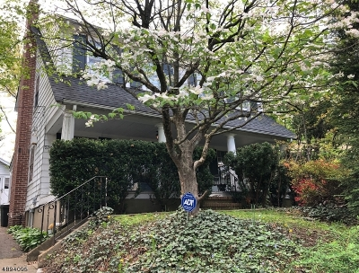 Montclair Twp. Single Family Home For Sale: 574 Grove St