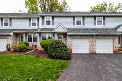 Edison Twp. Condo/Townhouse For Sale: 13 Hawthorn Dr