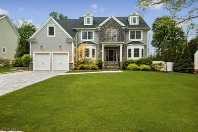 Florham Park Boro Single Family Home For Sale: 22 Keyes St